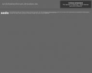 Bild Webseite Töberich Regine Dipl.-Ing. Architekturbüro Dresden