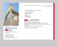 Bild Weimert Wernt Dipl.-Ing. Architekturbüro