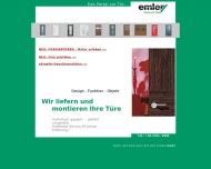 Bild Webseite Emler Konstanz