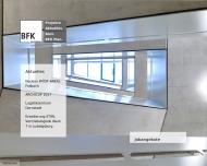 Bild Webseite BFK Architekten Freie Architekten BDA Stuttgart