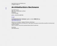 Bild Webseite Bochmann Gerd Dipl.-Ing. Architekturbüro Dresden