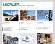 Bild Lechler GmbH Baustoffe