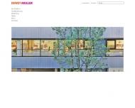 Bild Webseite Dewey Muller Architekten u. Stadtplaner Köln