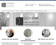Bild Dominik Architektur Immobilien GmbH