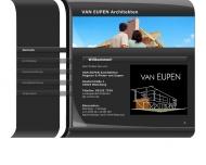Bild Webseite Van Eupen Architekten Blomberg