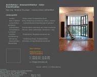 Bild Webseite Freudiger Wieland Dipl.-Ing. archimotion-Architektur Innenarchitektur Düsseldorf
