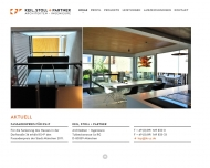 Bild Webseite Friedrich-Liebenberg Jörg von Dipl.-Ing. u. Stoll Nikolai Dipl.Ing.(FH) Architekten München