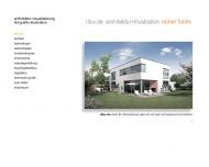 Bild Webseite Fuchs Rainer Dipl.-Ing. Architekturillustrationen München