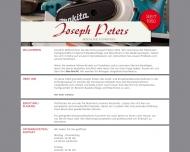 Bild Joseph Peters OHG Baubeschläge, Werkzeuge und Maschinen