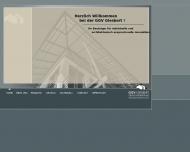 Bild Webseite Giesbert Eberhard Architekt München