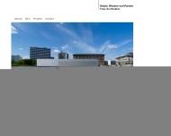 Bild Webseite Heinle, Wischer und Partner Freie Architekten Berlin