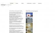 Website Hellriegel Bernd Dipl.-Ing. Architekt