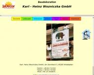 Bild Karl-Heinz Wozniczka GmbH
