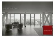 Bild Webseite Anne Lampen Architekten Berlin