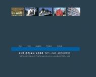 Bild Lobe Christian Dipl.-Ing. Architekt