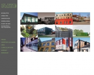 Website Piroeth Ute Architektin (BDA)