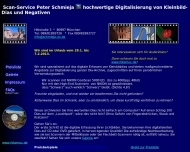 Website Schmieja Peter Dipl.-Ing.FH Architekt