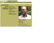 Website Günter Sievert