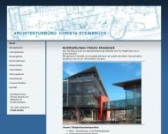 Bild Webseite Steinbrück Christa Architektin Dresden