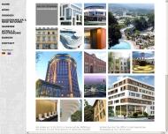 Bild Webseite Tettenborn F. von Dipl.-Ing. Architekt München