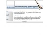 Bild Webseite Dipl.Ing. Gerhard Wildhack München