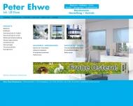 Bild Peter Ehwe Bauelemente: Garagentore, Markisen, Rollladen ...