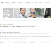 Kinderarzt Dr. med Claus Bode D?sseldorf Allergologe Jugendsprechstunde