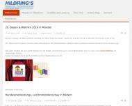 Bild Hildring Bernhard Bauelemente-Sonnenschutz GmbH