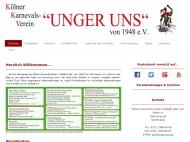 Bild Webseite Beyers Versicherungen Köln