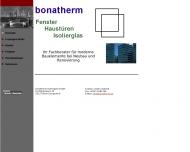 Bild Bonatherm Isolierglas GmbH