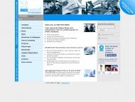 Bild Webseite MEZ - TECHNIK Reutlingen